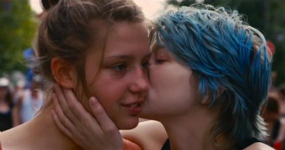 Blue Is The Warmest Color Exarchopoulos Seydoux Blue is the Warmest Color Trailer: Young Love Explored In Depth