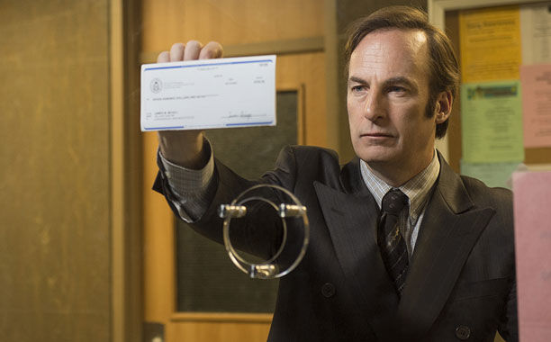Bob Odenkirk in Better Call Saul Better Call Saul: New Images, Plot Details & Cast Revealed