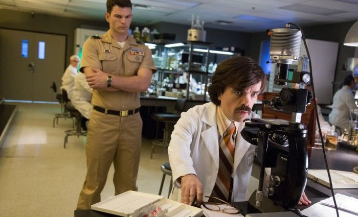 Bolivar Trask in X Men Days of Future Past 700x425 X Men: Days of Future Past Images Feature Blink, Stryker, Toad & More