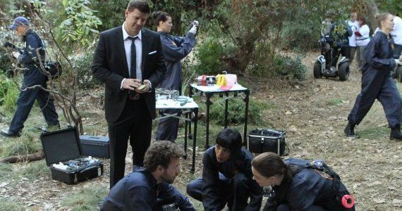 Bones season 8 episode 13 crime scene Bones Season 8, Episode 13: Volcanoes and a Video