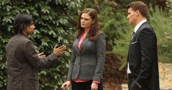Bones season 8 episode 13 interview Bones Season 8, Episode 13: Volcanoes and a Video