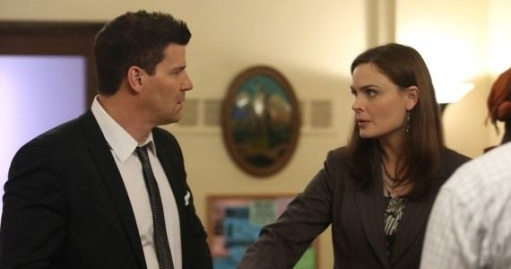Bones season 8 episode 18 Booth Brennan Bones Season 8, Episode 18: Innocence Lost