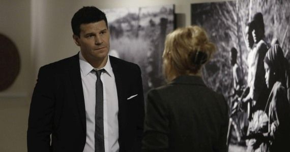 Bones season 8 episode 18 Booth Singer Bones Season 8, Episode 18: Innocence Lost