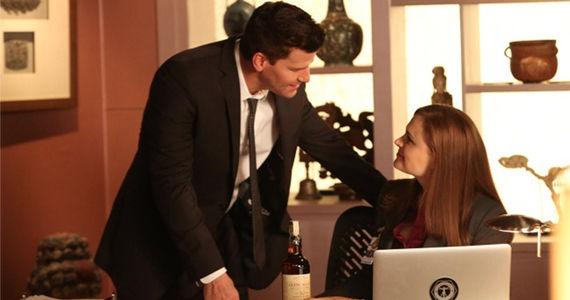 Bones Season 9 Episode 16 Brennan Booth