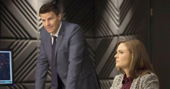 Bones Season 9 Episode 9 Booth Brennan