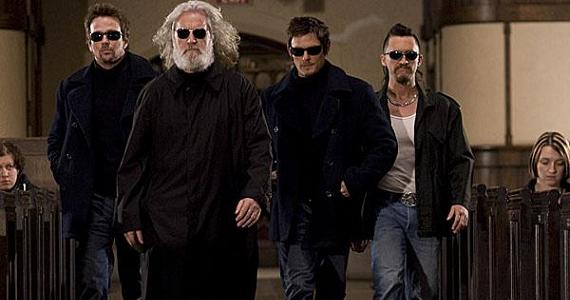 Boondock Saints 2 Clifton Collins, Jr. Talks Pacific Rim, Boondocks Saints 3 & Transcendence