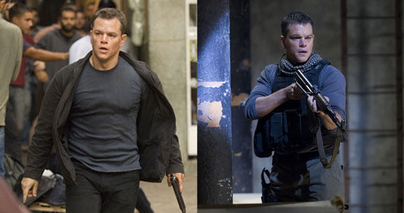 Bourne Green Zone Bond Writers Penning New Action Thriller