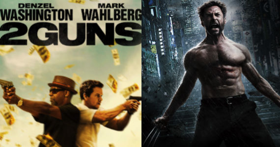 Box Office 2 Guns Wolverine Box Office Prediction: 2 Guns vs. The Wolverine