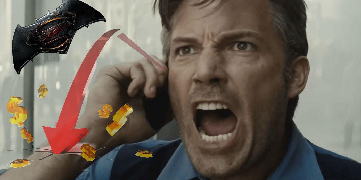 predicting batman v superman�s second weekend box office