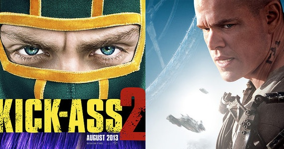 Box Office Prediction Kick Ass 2 Elysium Box Office Prediction: Kick Ass 2 vs. Elysium