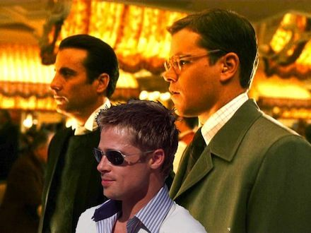 Brad Pitt Matt Damon Andy Garcia Oceans 11 Commentary 10 DVD/Blu ray Audio Commentaries You Have To Hear