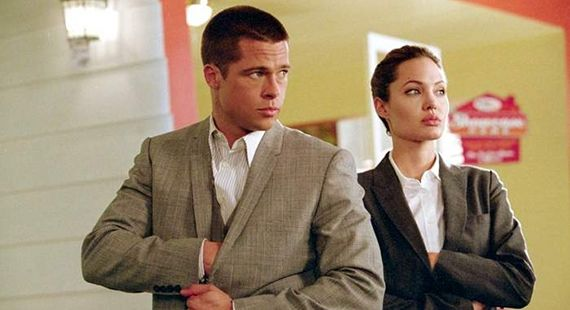 Brad Pitt and Angelina Jolie The Counselor Brad Pitt & Angelina Jolie Both Joining The Counselor?
