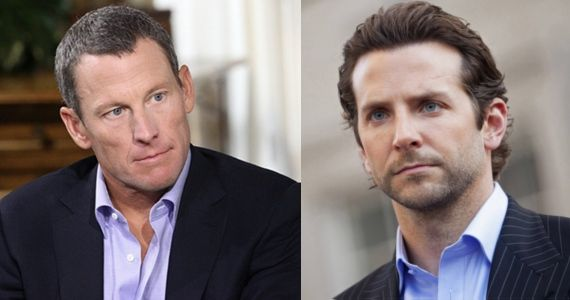 Bradley Cooper May Star in Lance Armstrong Biopic Ben Foster Confirmed for Lance Armstrong Biopic; Filming Starts This Month