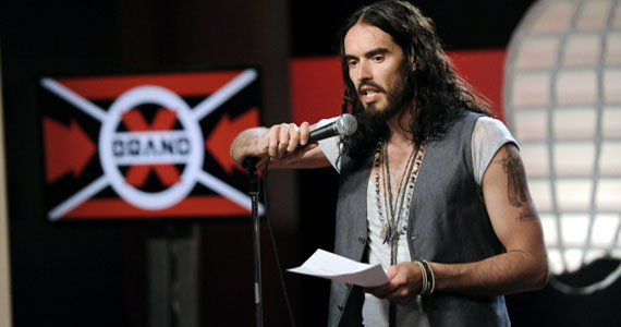Brand X with Russell Brand TV News Wrap Up: Louie Season 4 Premiere Date, Nurse Jackie Renewed & More