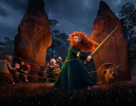 Brave Photo Brave Interview: Director Mark Andrews on Pixars Princess Tale & Annoying Teenagers