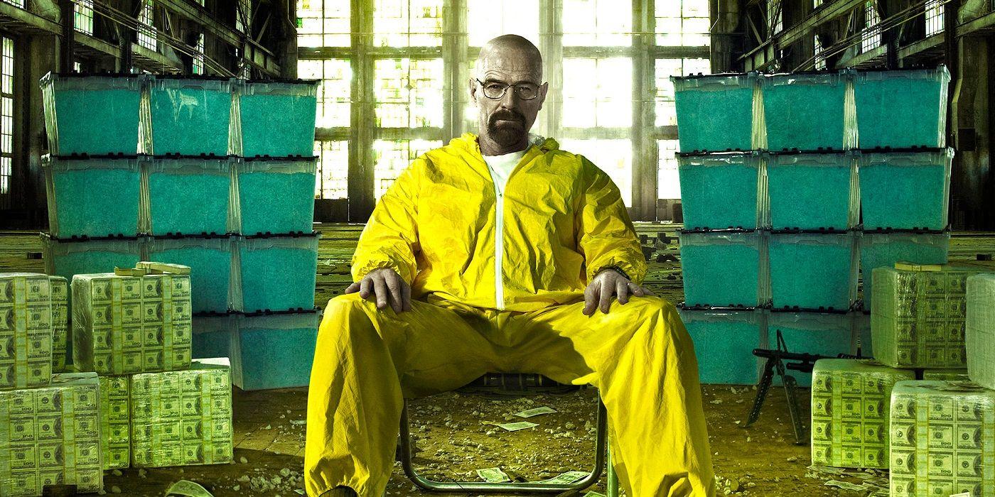 Breaking Bad Heisenberg Bryan Cranston