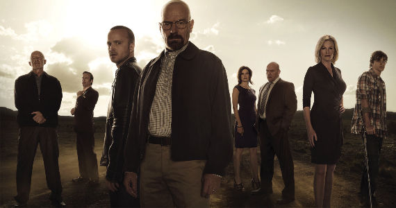 Breaking Bad Season 5 Cast AMC Comic Con 2012 Schedule: Friday July 13th
