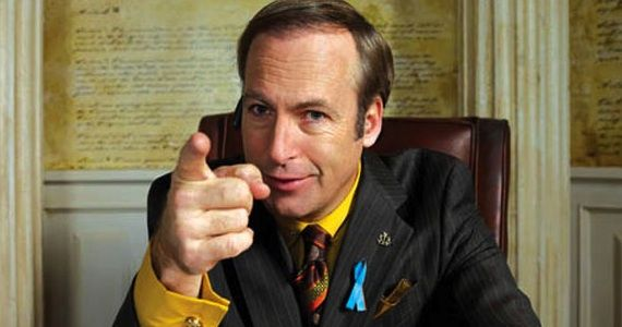 Breaking Bad Spinoff Saul Goodman AMC Moving Forward with Breaking Bad Spin Off Better Call Saul