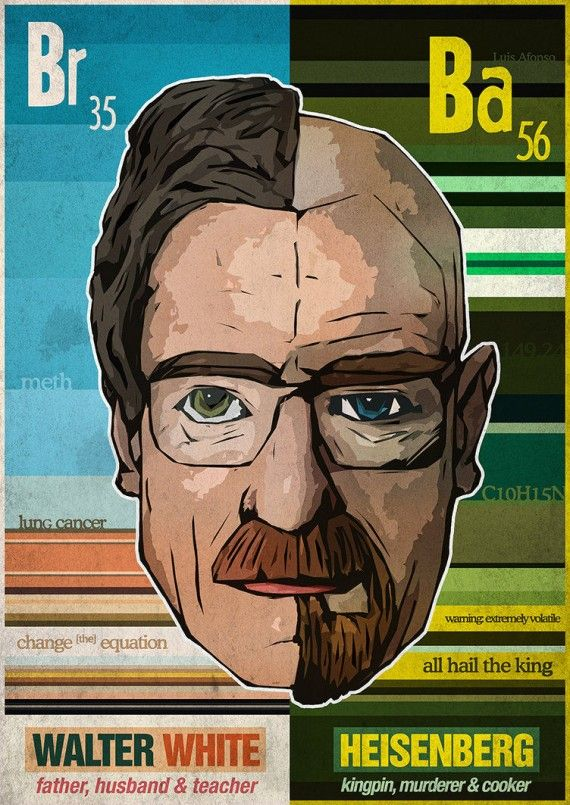 Breaking Bad Walter Heisenberg White 570x805 Breaking Bad Walter Heisenberg White