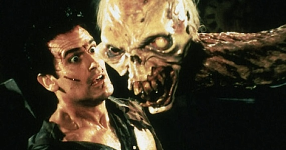 Bruce Campbell as Ash in Evil Dead 2 Bruce Campbell Says Talk of Army of Darkness 2 Is Internet B.S.