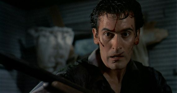 Bruce Campbell as Ash in Evil Dead Evil Dead Trailer: The Dead Get New Life