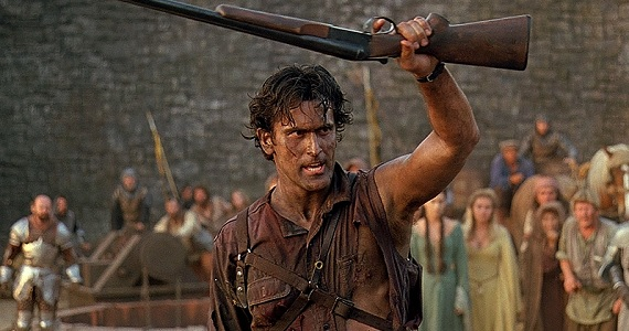 Bruce Campbell in Army of Darkness 2 Bruce Campbell to Return as Ash in Army of Darkness 2
