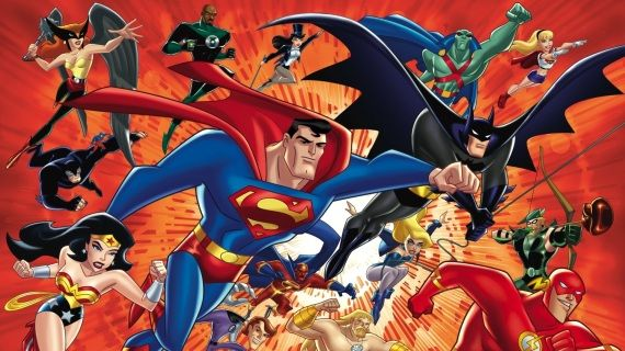 Bruce Timm DC Animated Universe New Justice League Cartoon From Bruce Timm; Final Piece of WBs Puzzle?