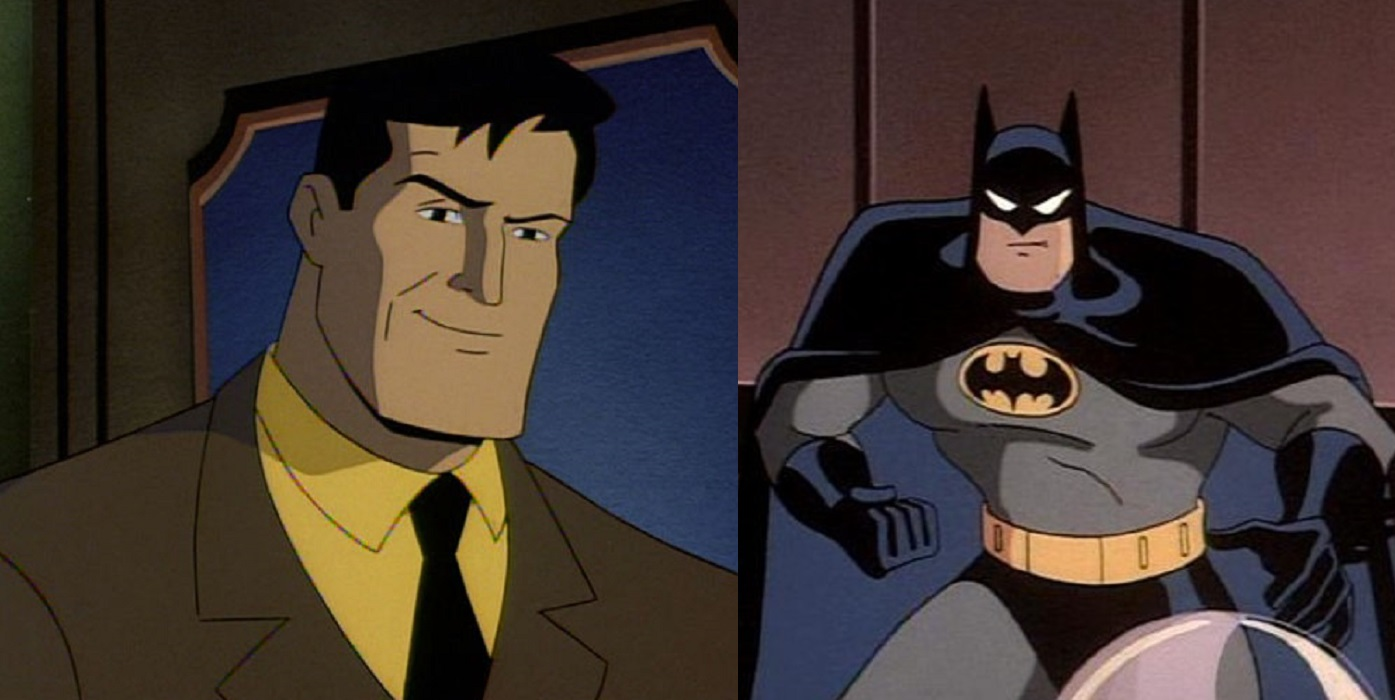 15 Things You Didn't Know About Batman: The Animated ...