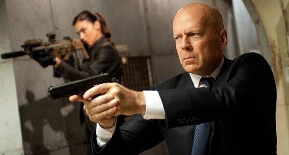 Bruce Willis as Joe Colton G.I. Joe: Retaliation Set Visit Preview: Gravity, Kung Fu, and Yo Joe!