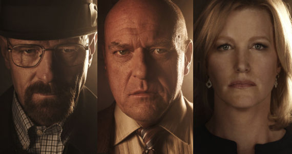 Bryan Cranston Dean Norris Anna Gunn Breaking Bad Season 5 Breaking Bad Season 5 Premiere Clip: What Happened?
