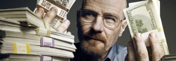 Bryan Cranston in Breaking Bad Breaking Bad Season 5 (Part 1) Premieres on Netflix Aug. 2