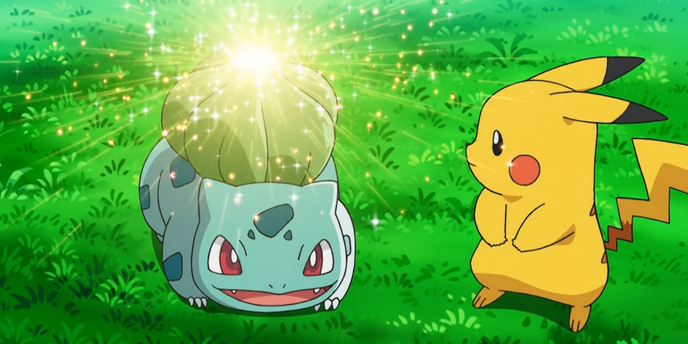 Pok mon 12 things you didn t know about bulbasaur for Immagini bulbasaur