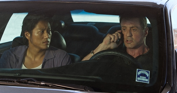 Bullet to the Head review starring Sylvester Stallone Sung Kang and Jason Momoa Bullet to the Head Review