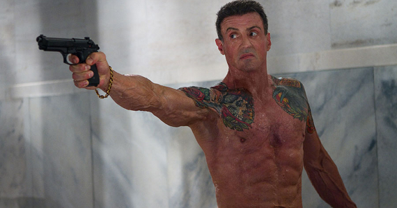 Bullet to the Head starring Sylvester Stallone Bullet to the Head Review