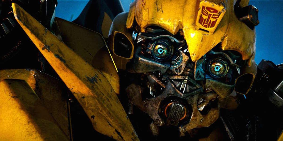Resultado de imagem para bumblebee transformer