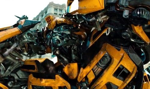Bumblebee in Transformers Dark of the Moon Transformers 3 Characters: The Complete Guide
