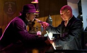 Bunraku image1 Josh Hartnett and Woody Harrelson 280x170 First Look: Samurai Assassin Film Bunraku