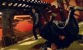 Bunraku image6 Josh Hartnett fight 280x170 First Look: Samurai Assassin Film Bunraku