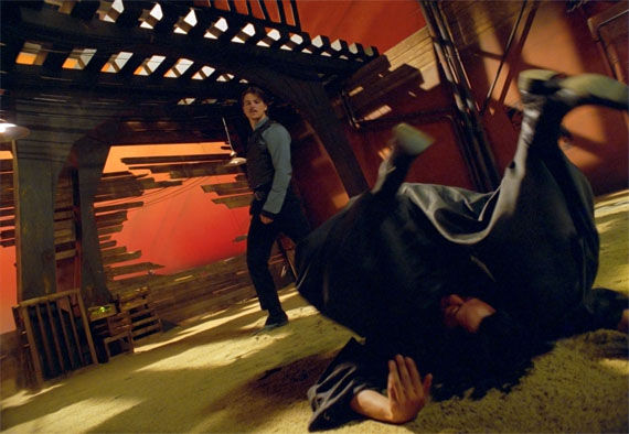Bunraku image6 Josh Hartnett fight Bunraku image6   Josh Hartnett fight