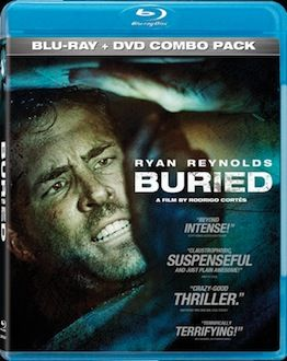 Buried DVD Blu ray box art DVD/Blu ray Breakdown: January 18, 2011