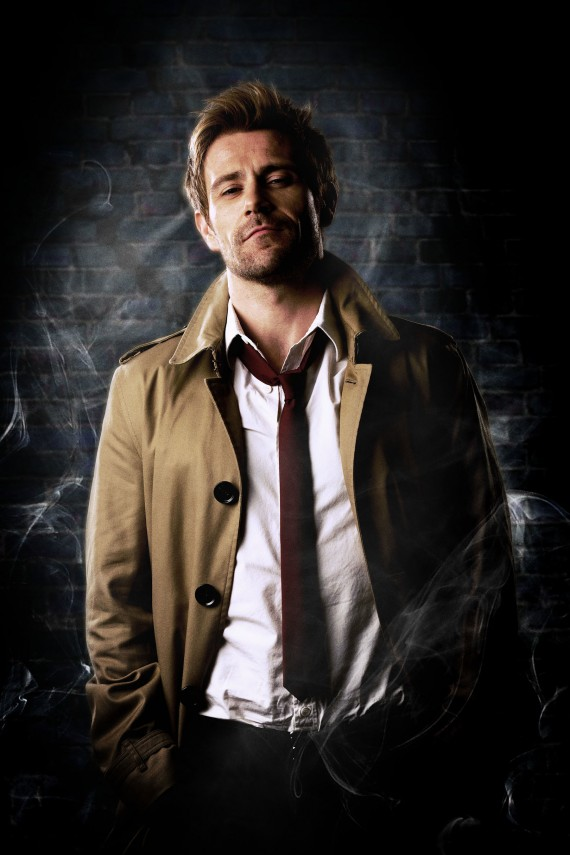 CONSTANTINE First Official Image 570x855 First Official Image of Matt Ryan in Constantine Costume