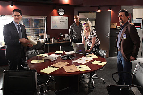 CRIMINAL MINDS 100 3 Criminal Minds: 100th Episode Review and Discussion