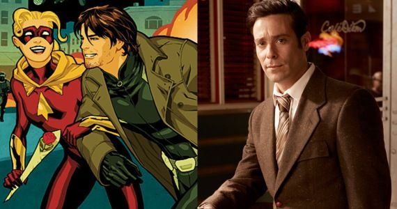 CW Arrow James Callis Gaius Baltar Arrow Casts Battlestar Galatica Star James Callis   Hint of Things to Come?