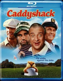 Caddyshack Blu ray box art DVD/Blu ray Breakdown: June 8, 2010