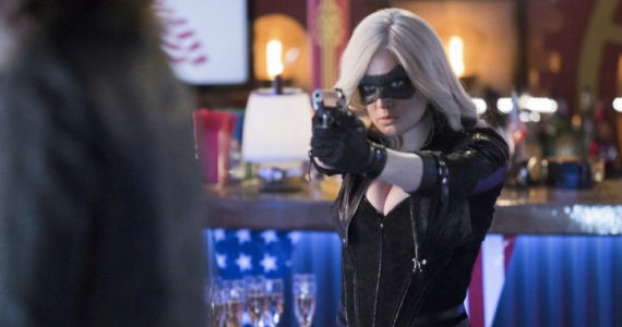 Caity Lotz in Arrow season 2 episode 20 Arrow Delivers A Surprising Deathstroke (SPOILERS)