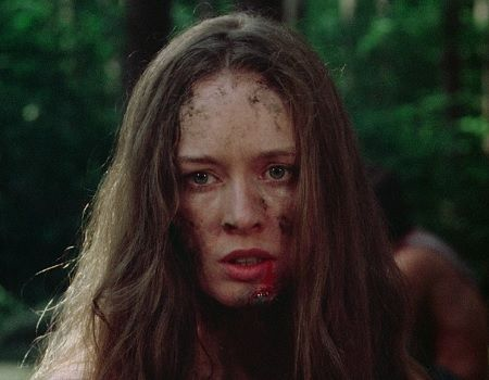 Camille Keaton in 'I Spit on Your Grave'