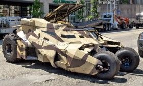Camouflage Tumblers The Dark Knight Rises 280x170 Check Out All Six Batmobiles at Comic Con