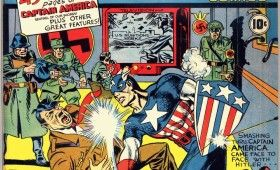 Captain America 1 280x170 Captain America: The First Avenger Trailer 2; Patriotic & Vintage Posters