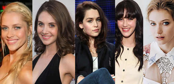 Captain America 2 Actress Shortlist Captain America 2: Five Actresses Being Eyed For Lead; Black Widow May Cameo
