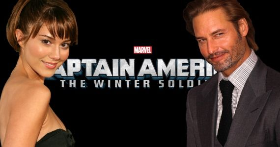 Captain America 2 Josh Holloway Mary Elizabeth Winstead Josh Holloway, Mary Elizabeth Winstead Rumored For Captain America 2